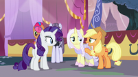 """Applejack """"I don't think that word means what you think it means"""" S7E9"""