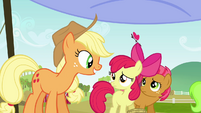Applejack 'Much more' S3E08