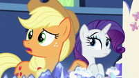 Applejack -how will we even know- S5E16
