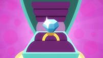 Big Mac's diamond ring for Sugar Belle S9E23