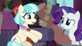 Coco Pommel expecting the Method Mares tomorrow S5E16.png