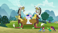 "Discord 2 ""deserves the best of everything"" S7E12"