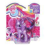 Explore Equestria Princess Twilight Sparkle translucent doll packaging