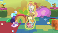 Flurry Heart stacking infants on top of each other S7E22.png