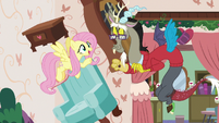 Fluttershy -what's discord without a little chaos-- S7E12