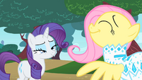 Fluttershy happy 3 S1E20