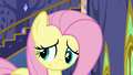 Fluttershy stricken with silence S6E21.png