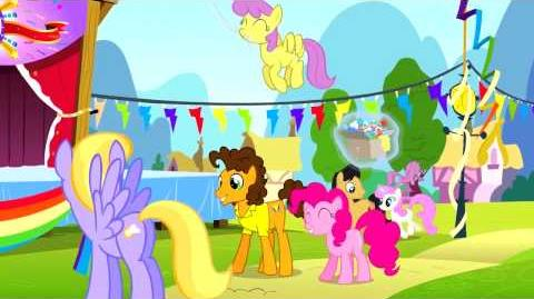 French My Little Pony Pinkie The Party Planner Song - Reprise HD