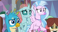 Ocellus starting to look concerned S9E3