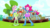 """Pinkie Pie """"we can't stop now!"""" SS4"""