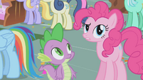 Pinkie Pie --I should have known-- S1E05