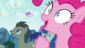 Pinkie Pie overcome by cuteness S4E16.png