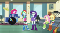 "Rainbow Dash ""I'm the lead singer and guitarist"" EG2"