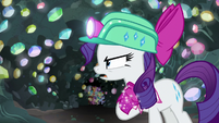 "Rarity ""gemstones for my winter collection!"" S8E17"