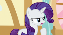 "Rarity ""it is a puzzle"" S8E18"