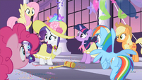 Rarity the reason S2E9