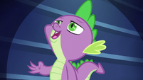"Spike ""bubble baths"" S5E22"