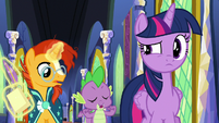 Spike -and that's my fair share- S8E8