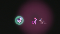 Starlight joins Twilight and Stygian in the darkness S7E26