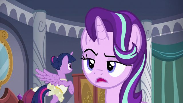 """File:Starlight sarcastic """"thanks for believing in me"""" S7E10.png"""