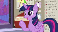 "Twilight ""no more freaking out"" S9E17"