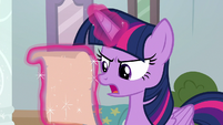 "Twilight ""what are the six Elements of Harmony?"" S8E12"