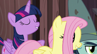Twilight --solve your problem with the Hooffields-- S5E23