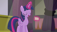 Twilight --this speech has to be...-- S5E25