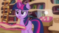 Twilight -doesn't make any sense- S03E13