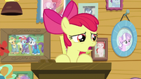 Apple Bloom calls meeting to order S9E12