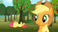 Apple Bloom collapses S2E15