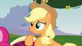 Applejack 'Huh, then I'll be an apple crisp' S3E3.png
