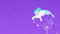 At the Gala Princess Celestia appears S01E26.png