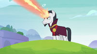 Chancellor Neighsay casting magic S8E1