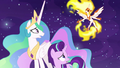 Daybreaker about to attack Nightmare Moon S7E10.png
