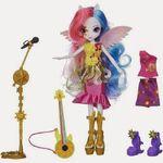 Equestria Girls Through the Mirror Principal Celestia doll