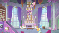 Fluttershy's TOTM wall gets even bigger MLPS3