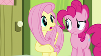 Fluttershy -they seem really upset- S8E12