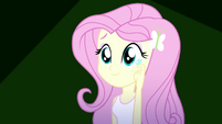 Fluttershy drying her tears SS7