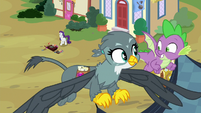 Gabby and Spike fly off together again S9E19