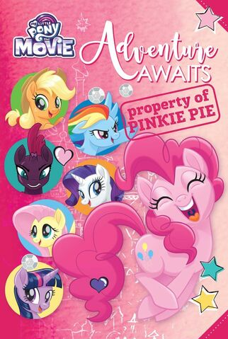 File:My Little Pony The Movie Adventure Awaits replica journal cover.jpg