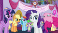Pinkie's head upside down S5E14.png