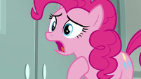 "Pinkie ""Cheese was just as funny as me"" S9E14"