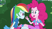 "Pinkie Pie ""I have just the thing!"" EG3"