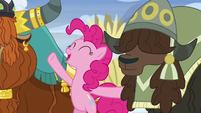 Pinkie Pie -asking for help is good for everypony-- S7E11