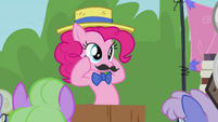 Pinkie Pie -did I say 'princess'-- S4E22