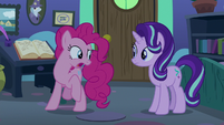 Pinkie Pie -that's easy- S8E3