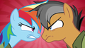 Rainbow and Quibble angrily face off S6E13.png