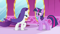 "Rarity ""all it takes is..."" MLPS1"