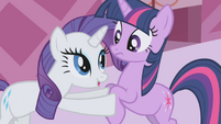 Rarity -you know what the best of friends do-- S1E03